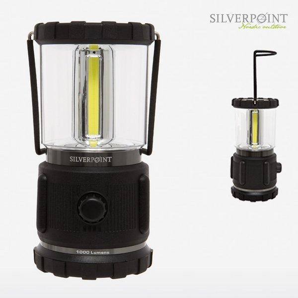 SILVERPOINT - Starlight X1000 Laterne -1000Lumen Lantern mit Haken (Testpreis!)