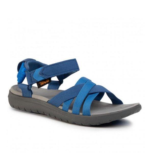 Teva - Sandborn - Damen Trekkingsandale - blau
