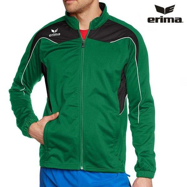 Erima - Herren Funktions- Sportjacke - grün M