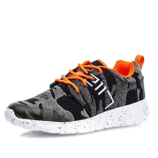 2117 of Sweden - Ultra Light Schuhe KANGOS - Damen Sportschuhe - grau neon