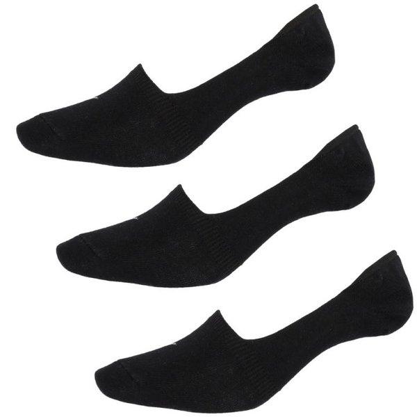 Outhorn - 3er Pack Ballerinasocken - Damen Kurzsocken - schwarz