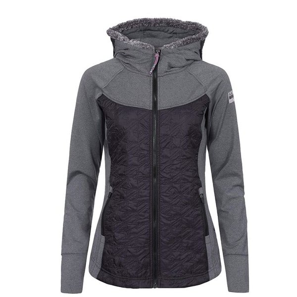 Torstai - Karia - Damen Sportjacke - schwarz grau