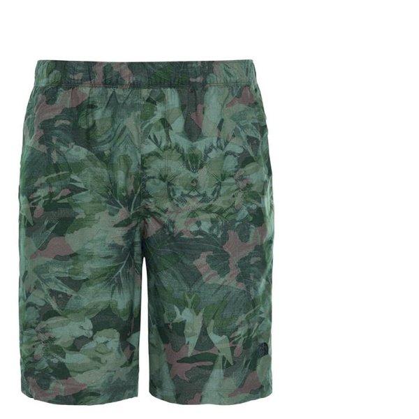 THE NORTH FACE Herren M Class V Rapids Kurze Hose Shorts - grün - 3XL