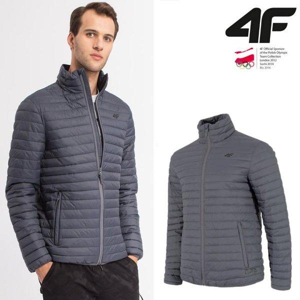 4F - Thermofunktion Jacke - Herren Jacke Steppjacke