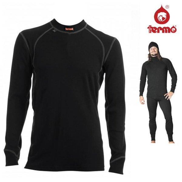 TERMO - ORIGINAL LIGHT - Longshirt Herren Funktionsshirt, schwarz