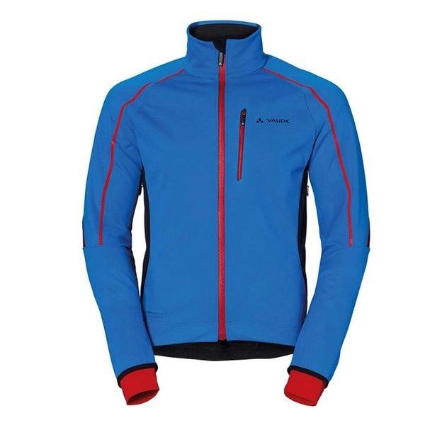 Vaude - Prio Softshell II - Herren Fahrradjacke - blau