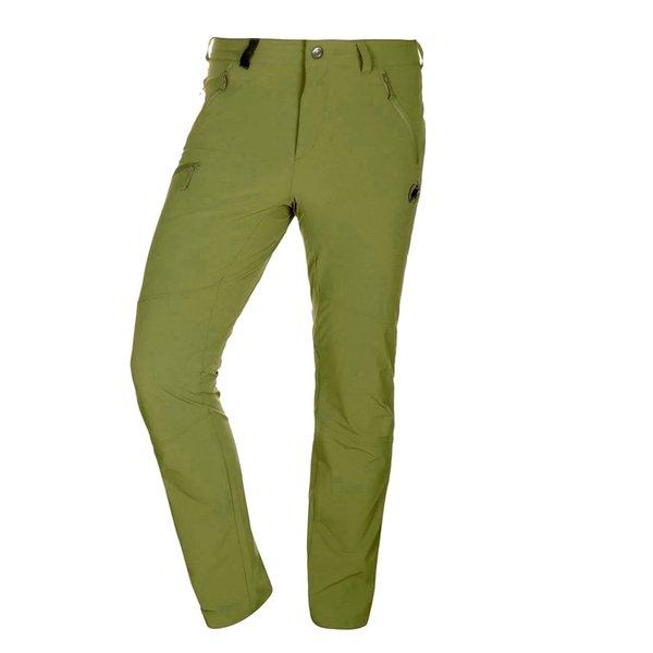 Mammut - Runbold - Herren Trekkinghose - grün