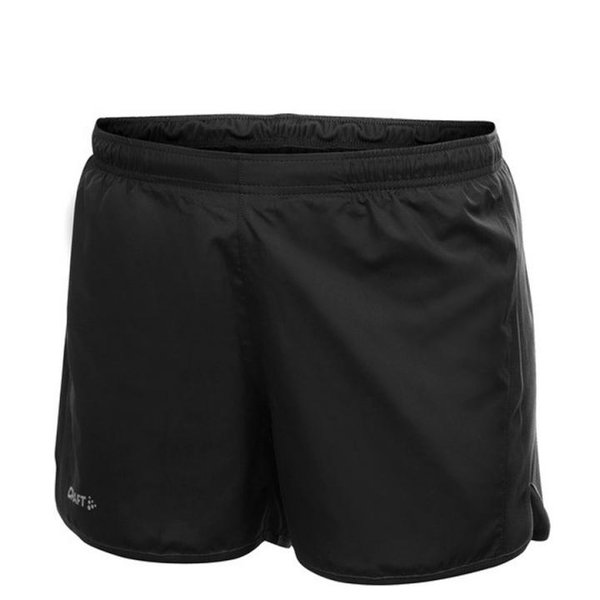 Craft - Active Run Short - Damen Laufshort - schwarz