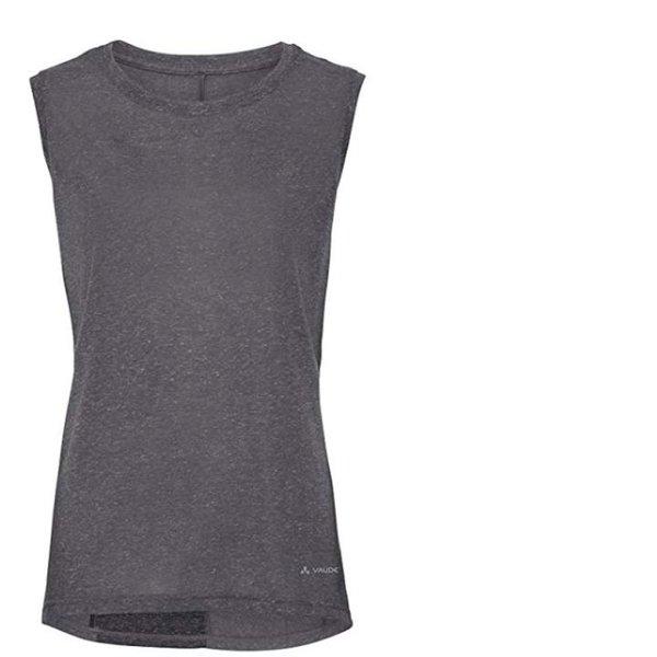 Vaude Damen Cevio Sl T-Shirt Rad Top Tank-Top - grau - 36 XS/S
