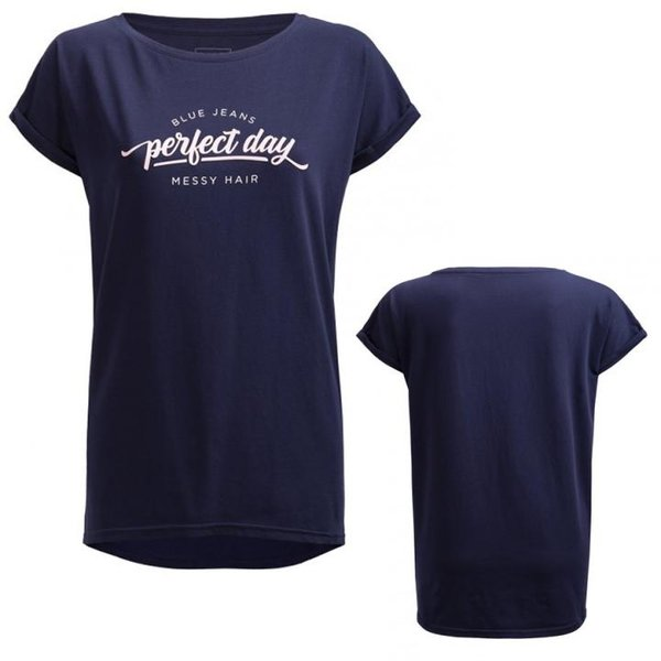 Outhorn - perfect day - Damen T-Shirt- navy