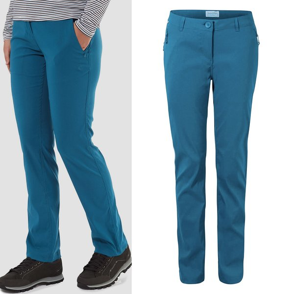 Craghoppers - Kiwi Pro - Damen Strech Hose - blau