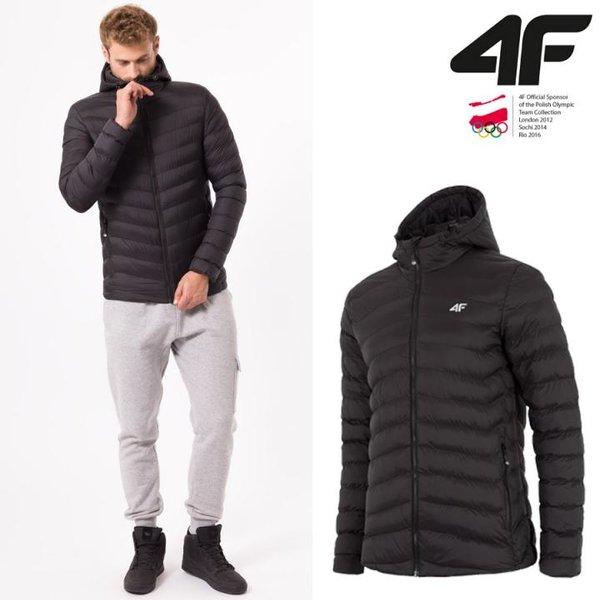 4F- Herren Winterjacke - Synthetische Daune