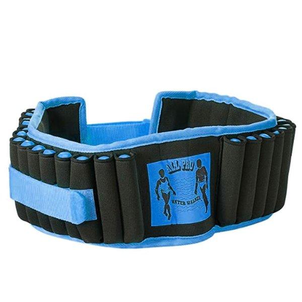 ALL PRO - 10-lb Aquatic Übung Gürtel - blau