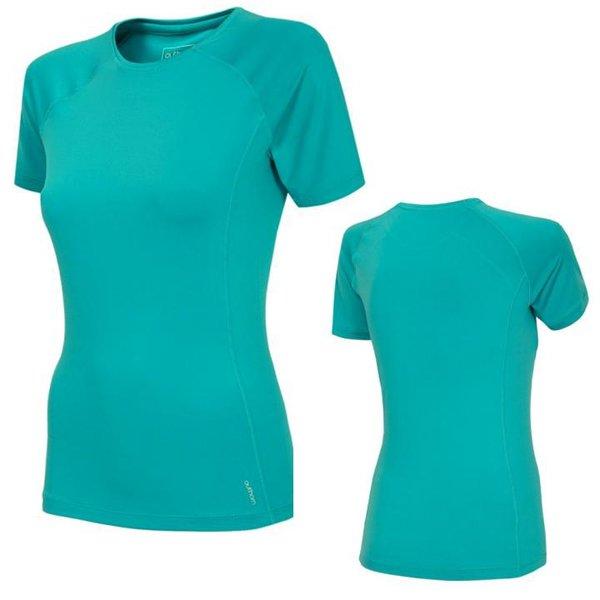 outhorn - Damen Fitness T-Shirt - türkis
