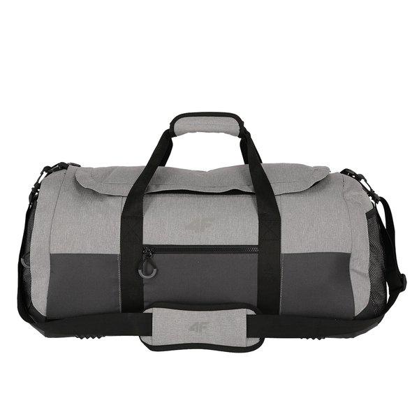 4F - Sporttasche 40L - grau