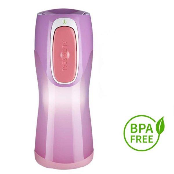 Contigo - Runabout - Kinder Trinkflasche BPA frei - pink
