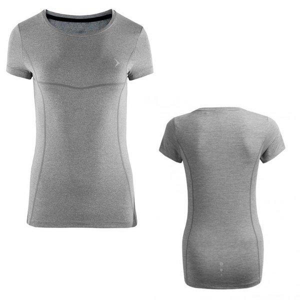 outhorn - Quick Dry - Damen T-Shirt - grau melange