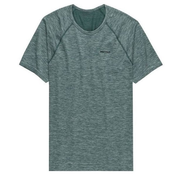 Marmot - SEGO CANYON Herren Sport Shirt, grün