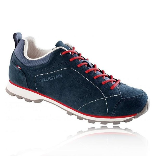 DACHSTEIN - Skywalk LC - Herren Outdoorschuhe Leder Vibram wasserdicht - navy