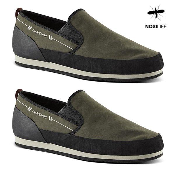 Craghoppers - ORIGINAL Schuh Panana Mid Khaki Slippers