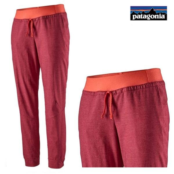 Patagonia - Damen Hose Hampi Rock Pants, weinrot
