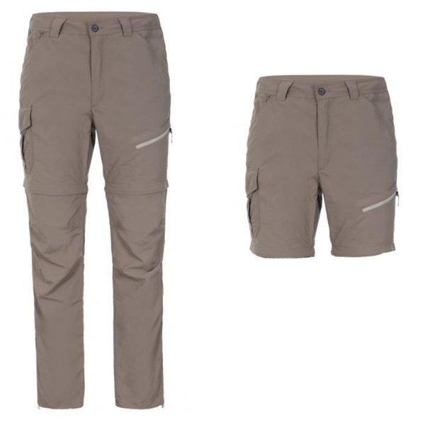 ICEPEAK - SINOVER - Herren Outdoor Wander- Shorts Zip Hose, beige
