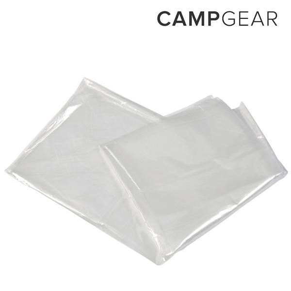 Camp Gear, LDPE Bodenplane Zeltunterlage, 2x3 Meter