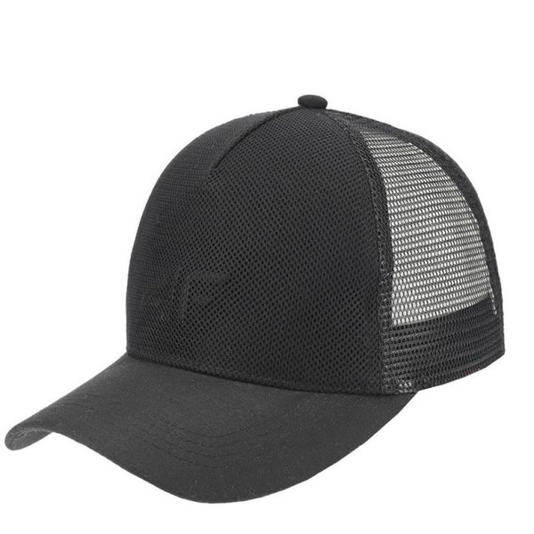 4F - Outdoor Schildmütze 2019 - Cappy - schwarz