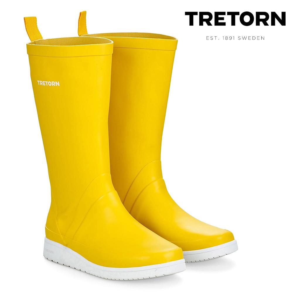 uk availability ac144 d89ee Tretorn - Viken II - Damen Gummistiefel - gelb