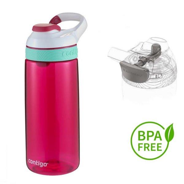 Contigo Trinkflasche Courtney Sport Fitness Flasche - 590ml - pink