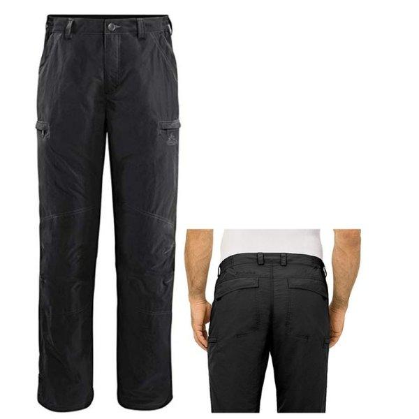VAUDE Herren Hose Farley Pants IV Outdoorhose - schwarz - 52/L