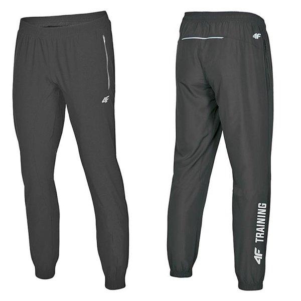4F - 4-Wege-Stretch - Herren Sporthose - schwarz