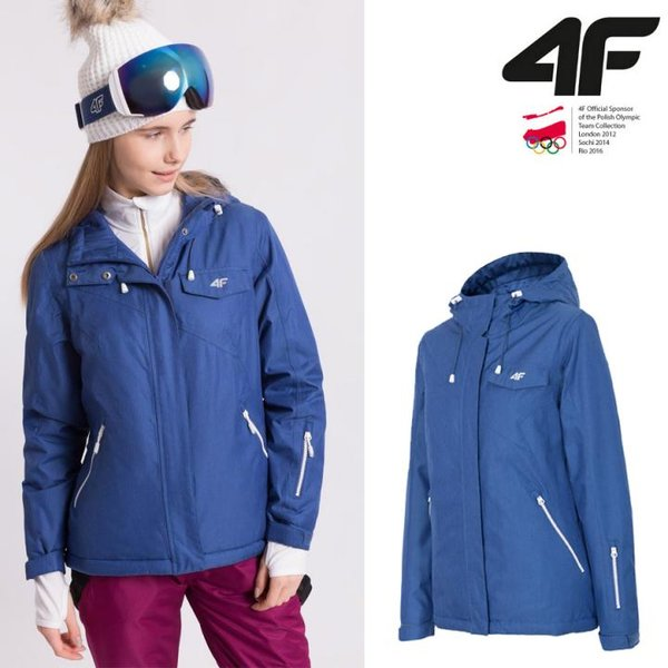 4F - NeoDry 5 000 - Damen Skijacke