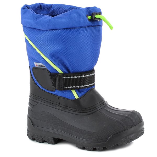 Lackner - Kinder Winterboots Speedy Junior - Schneeschuhe - blau