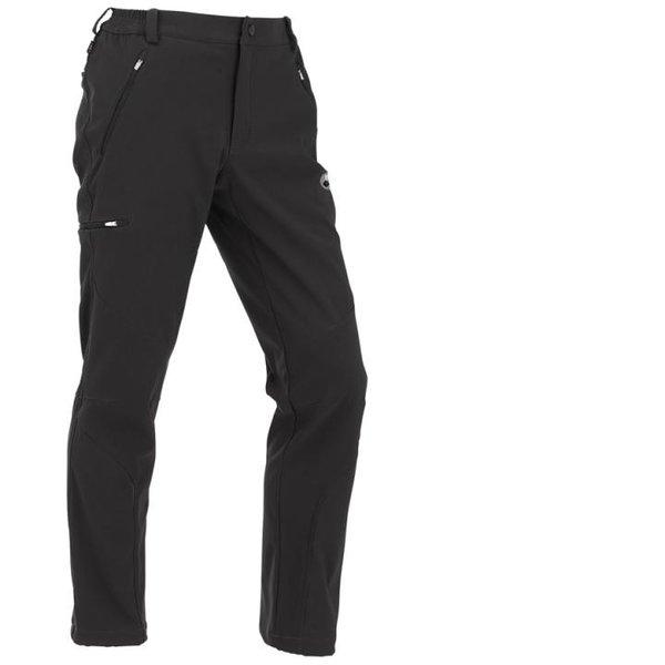 Maul - Klosters II - Damen Softshellhose - schwarz