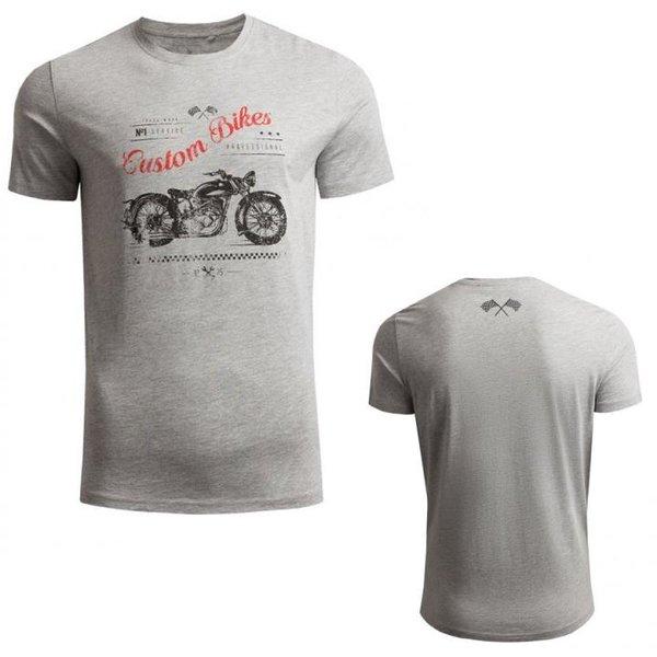 Outhorn - Custom Bikes - Herren T-Shirt - grau