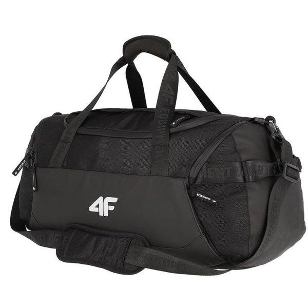 4F - Sporttasche - schwarz