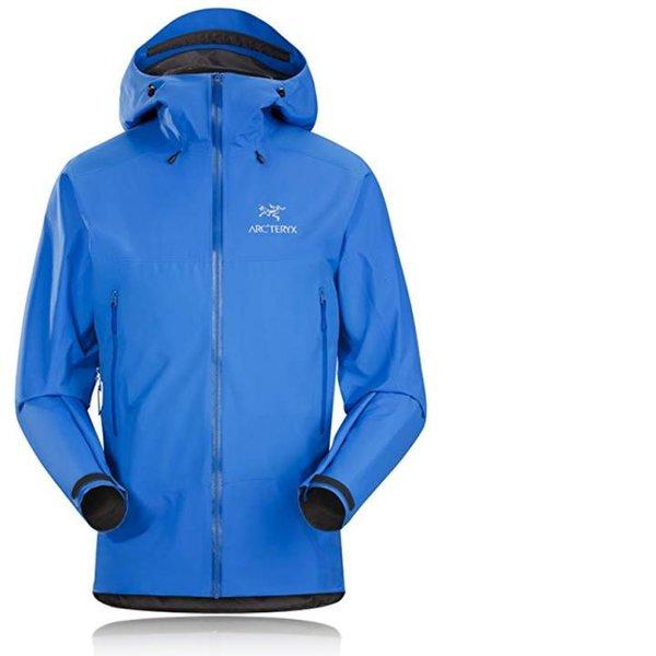 Arcteryx, Beta SL Hybrid Jacket Men - Herren Hardshell GORETEX Jacke - blau