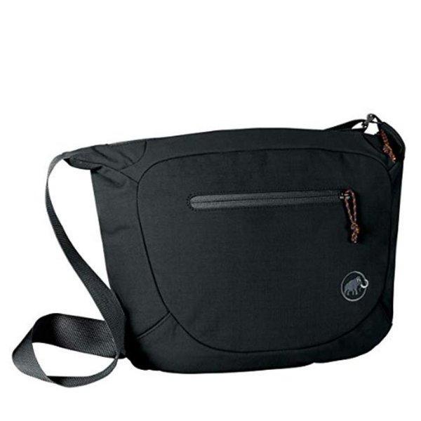 Mammut Schultertasche Round Black Outdoor Tasche - 8L
