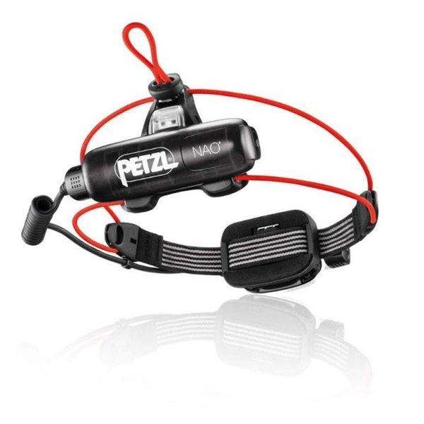 Petzl NAO-Plus Rechargeable Headlamp - SS19 IPX4, Schwarz, 700 LUMEN One Size