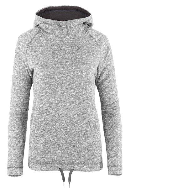 Outhorn - modern comfy hoodie - Damen Sportpullover - grau melange