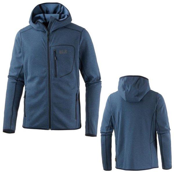 Jack Wolfskin - Drynetic Hooded Jacket - Herren Sportjacke
