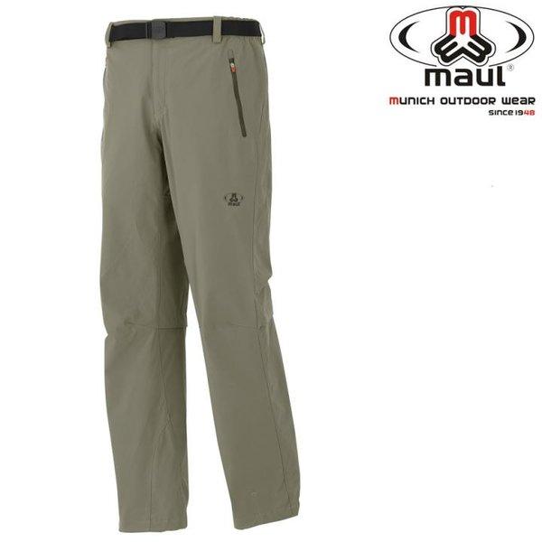 Maul - Etzel - Herren Trekkinghose - dusky green beige