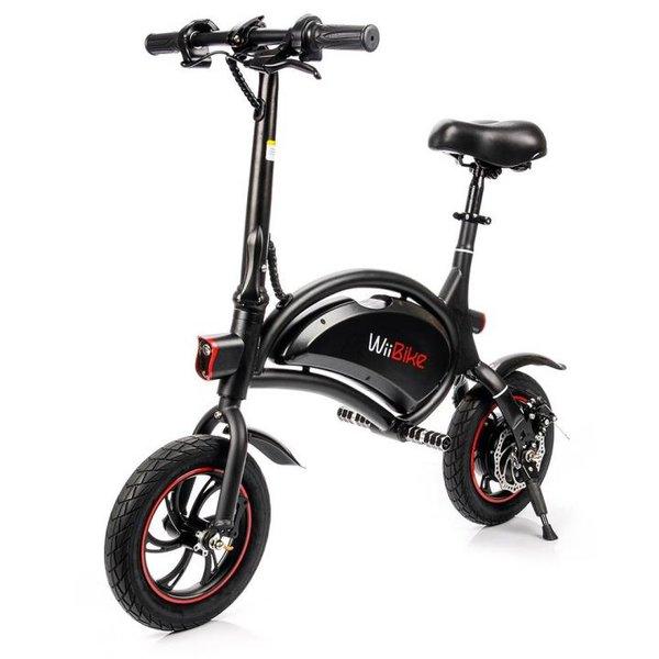 METEOR WiiBike Elektro-Bike ELECTRIC VEHICLE, LG 6.6 Ah battery