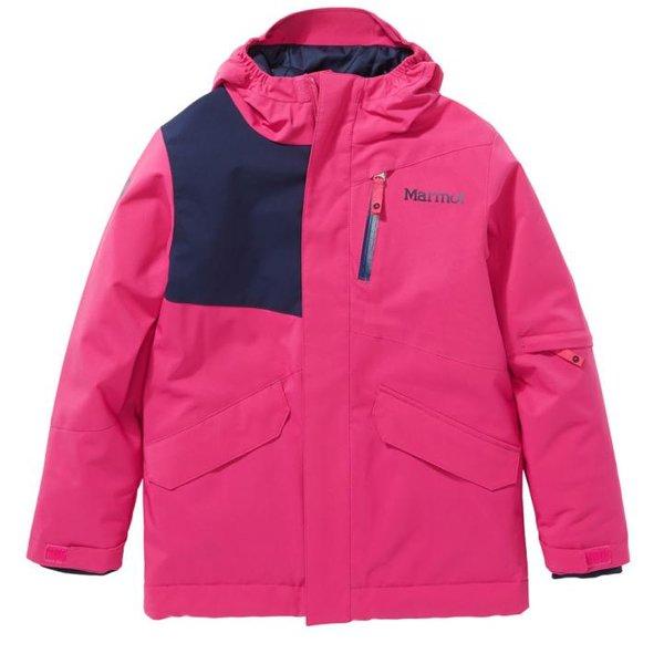 Marmot - Howson - Kinder Skijacke - pink