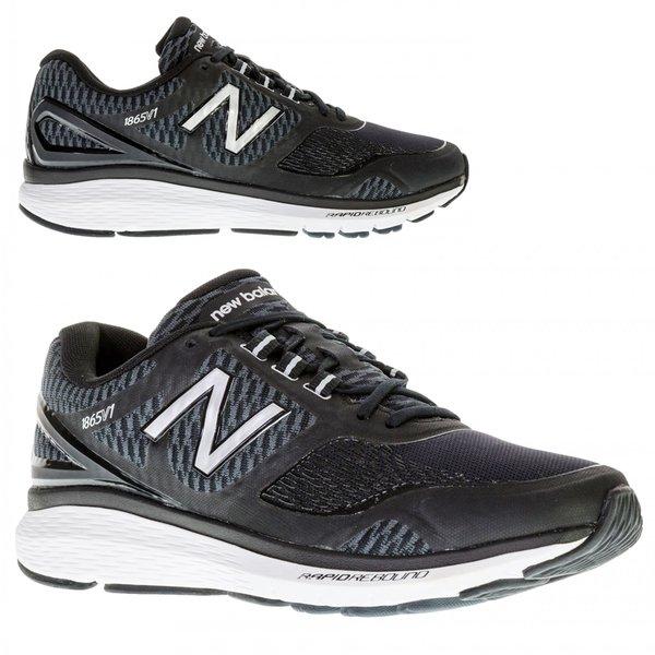 New Balance MW1865 - Sportschuhe Laufschuhe Allroundschuhe schwarz