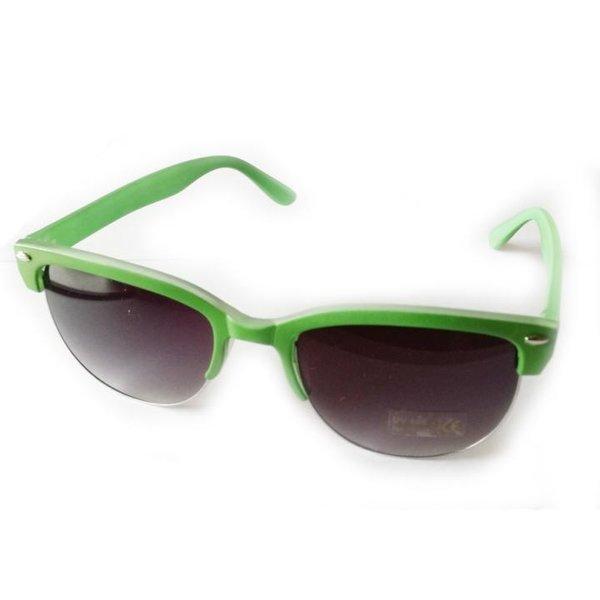 PIPEL - Sonnenbrille DESIGN - Gläser UV 400 - grün