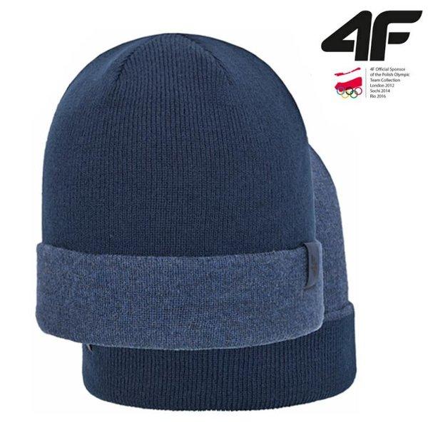 4F - Wendemütze - Herren Mütze