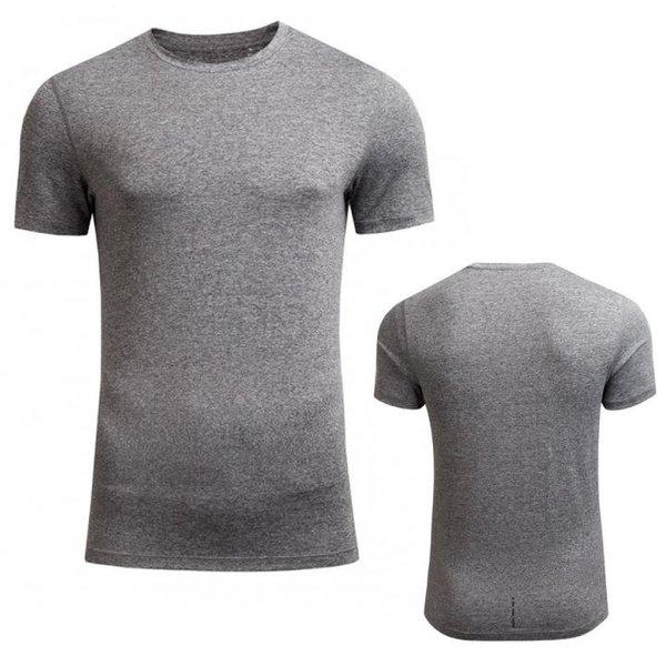 Outhorn - Herren Trainingsshirt - Sport T-Shirt - grau melange