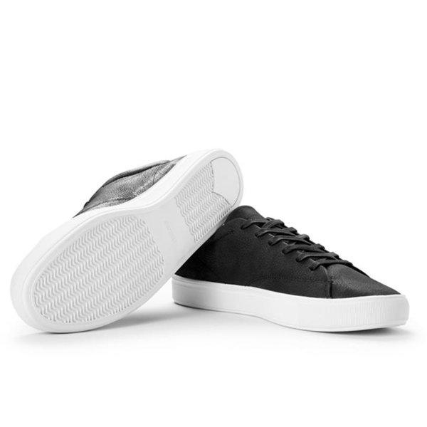 Tretorn - Tournament Leather - Herren Sneaker - schwarz